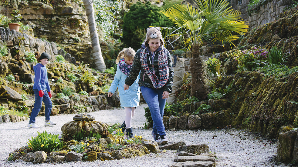 Best UK gardens to visit in Spring: Brodsworth Hall and Gardens