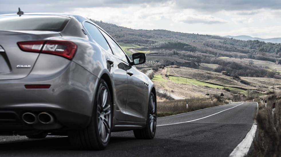 Boundless Epic Drive video: Maserati in Tuscany