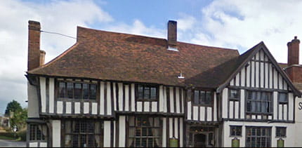 The Tudor House Hotel, Tewkesbury, Gloucestershire
