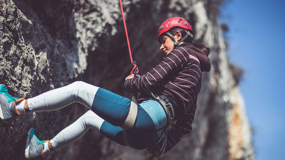 Best adrenaline days out: abseiling