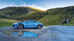 Alpine A110 car review: Lake District test drive