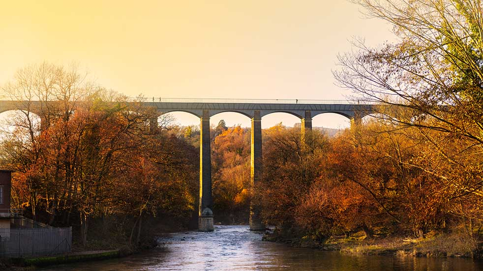 Aquaduct North Wales
