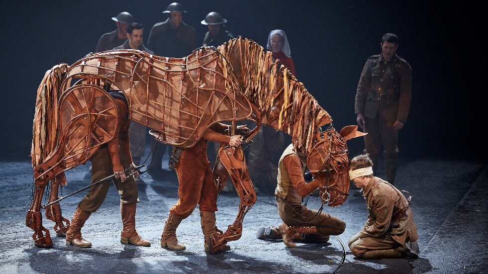 War Horse tour dates
