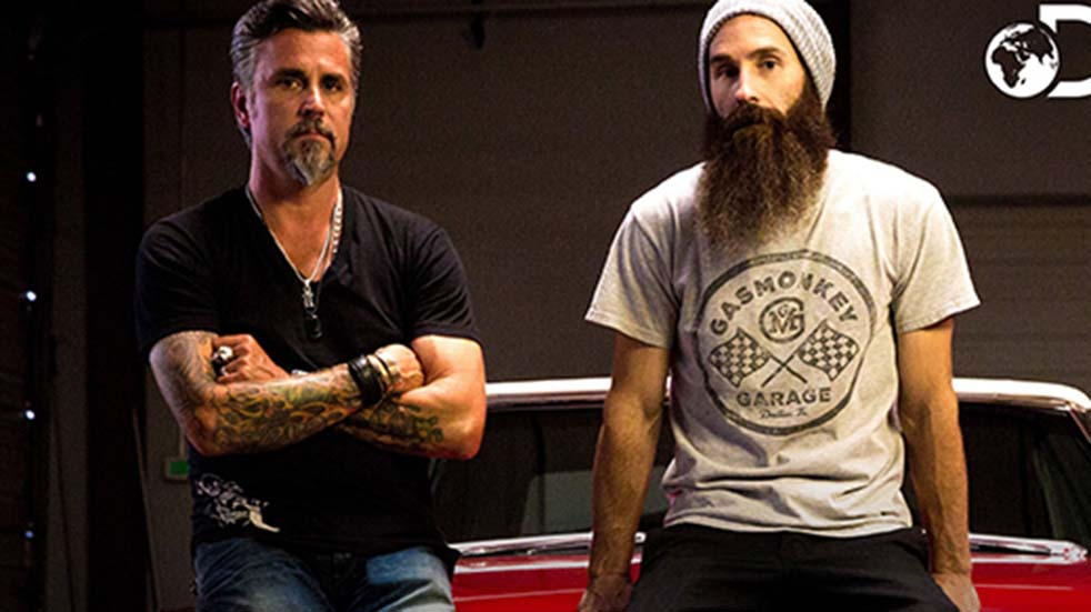 Autumn TV for petrolheads Fast N' Loud