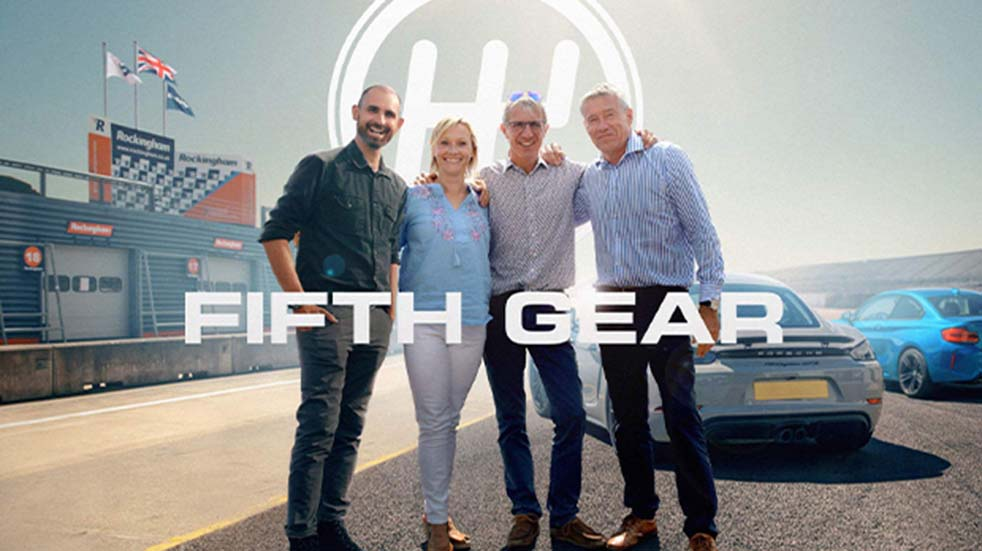 Autumn TV for petrolheads Fifth Gear