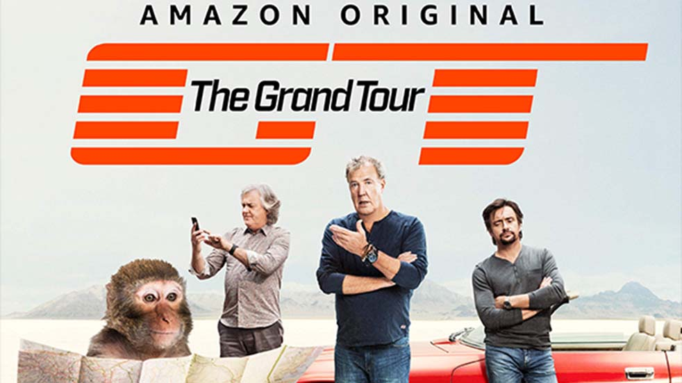 Autumn TV for petrolheads The Grand Tour