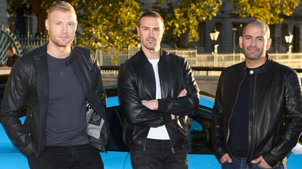 Autumn TV for petrolheads Top Gear