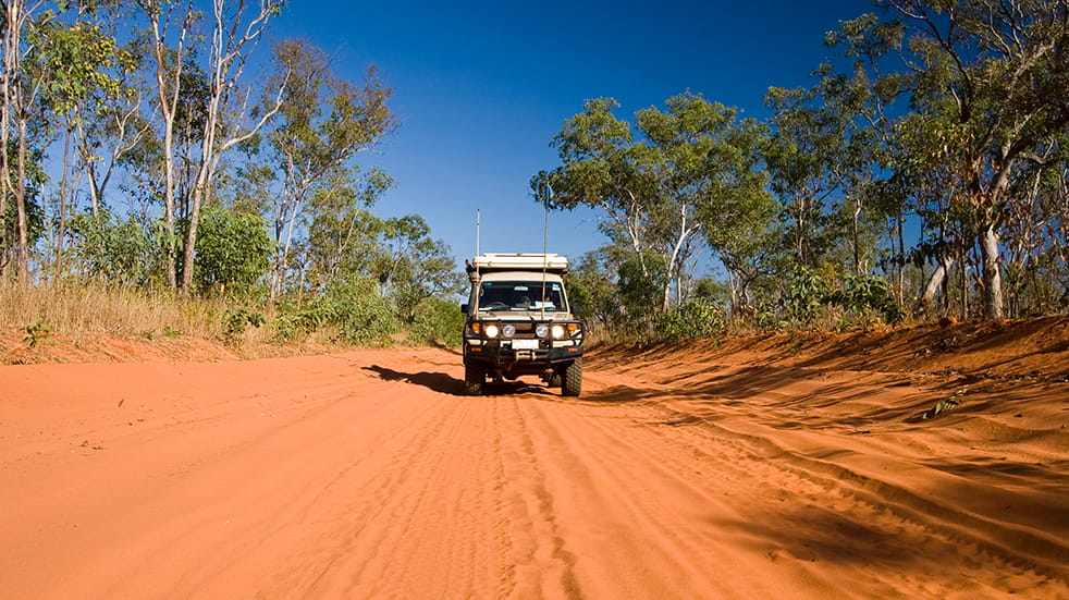 Best of Australia's Northern Territory: 4x4 road trip