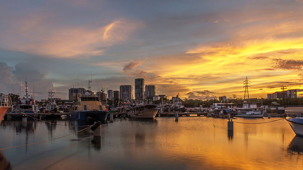 Best of Australia's Northern Territory: Darwin waterfront