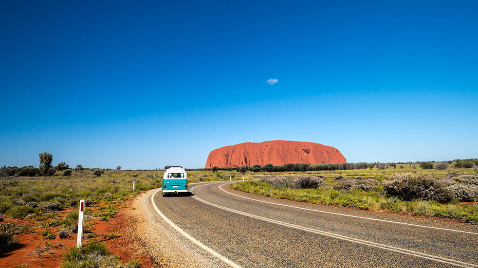 Best of Australia's Northern Territory: Uluru road trip