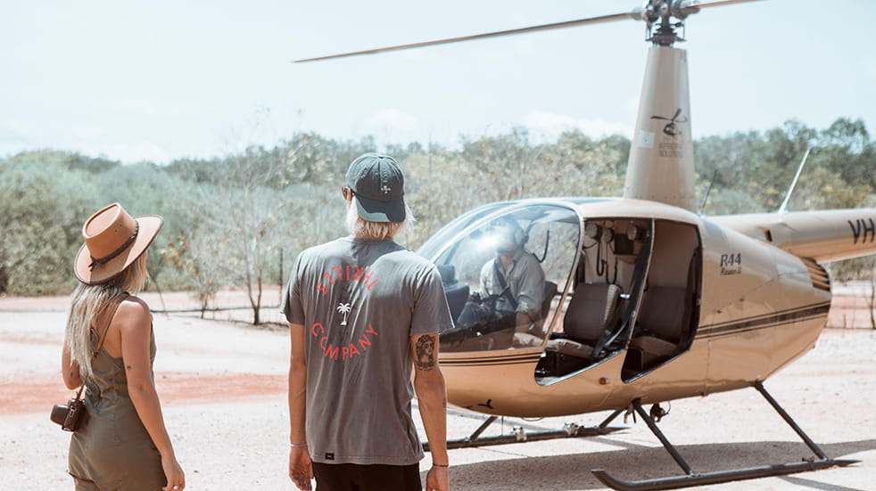 Best of Australia's Northern Territory: helicopter tour