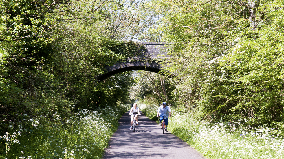 Bristol to Bath bike path