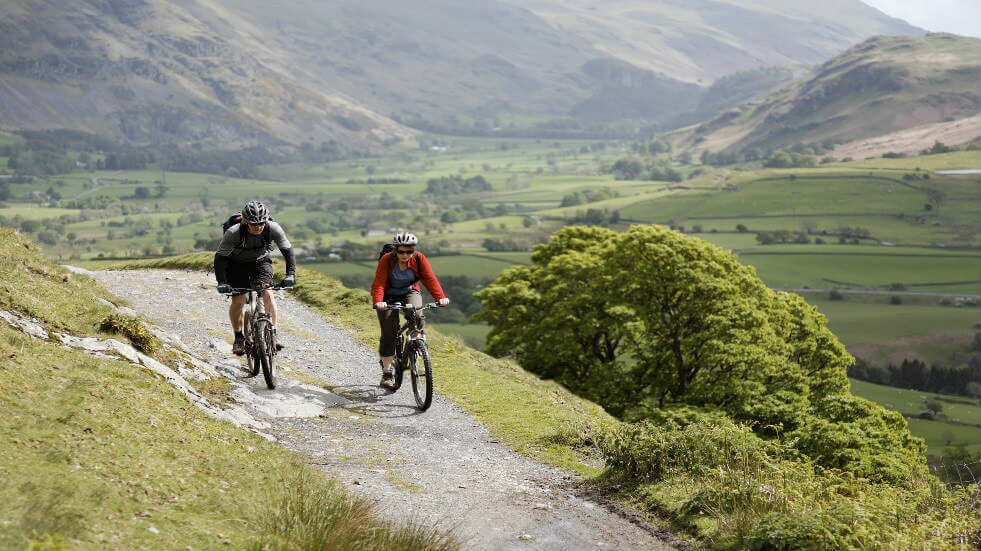 Britains best scenic bike rides