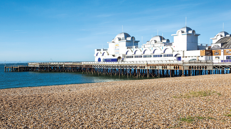 Best British piers: South Parade, Southsea, 2018 Pier of the Year