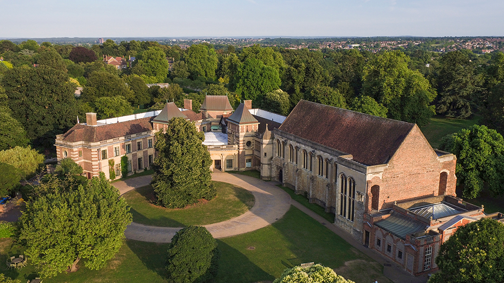 Best English Heritage locations Eltham Palace