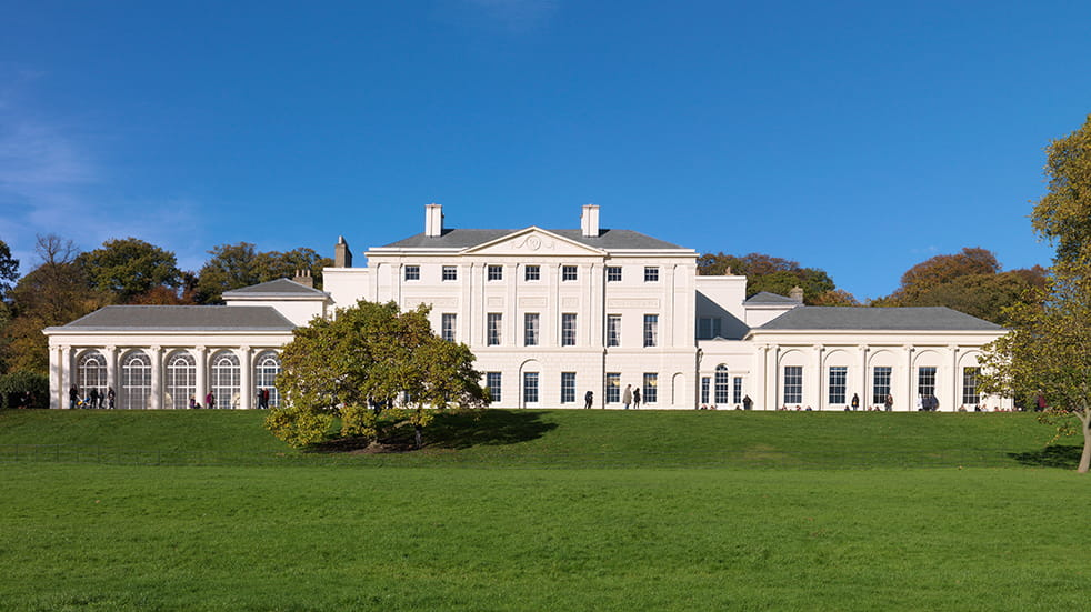 Best English Heritage locations Kenwood