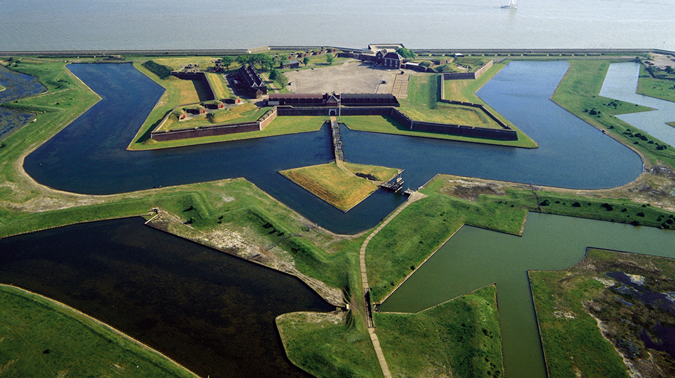 Best English Heritage locations Tilbury Fort