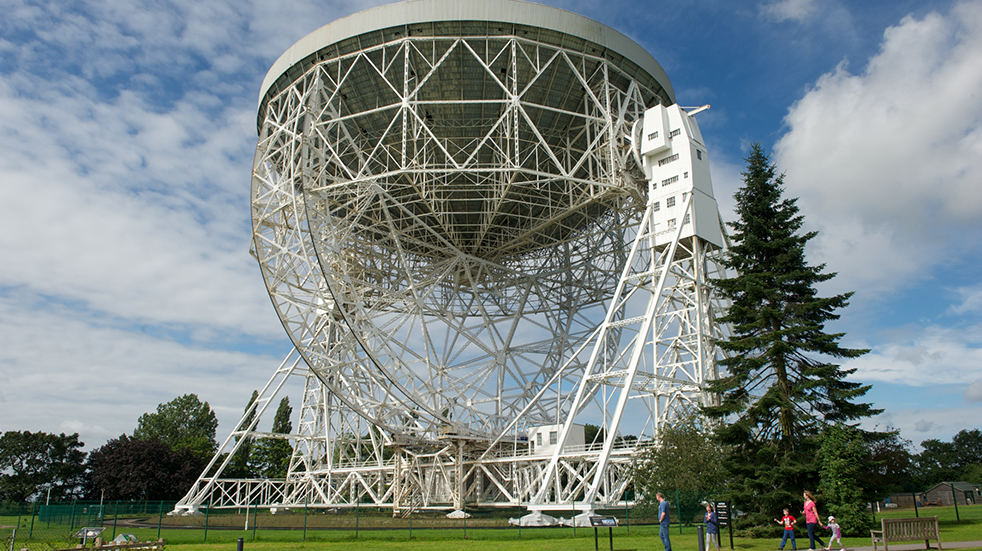 Best UK space days out: Jodrell Bank