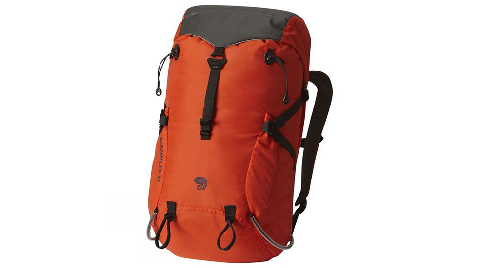 The best backpacks and daypacks reviewed: Mountain Hardwear Scrambler