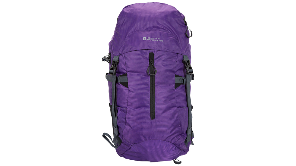 The best backpacks and daypacks reviewed: Mountain Warehouse Saker