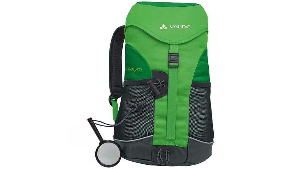 The best backpacks and daypacks reviewed: kids' Vaude Puck