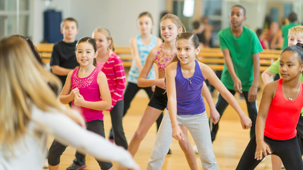 Best dance classes for fitness - kids street dance