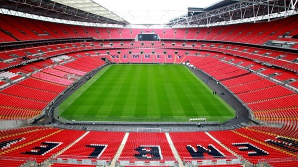 Best days out for football fans: tour of Wembley Stadium, London