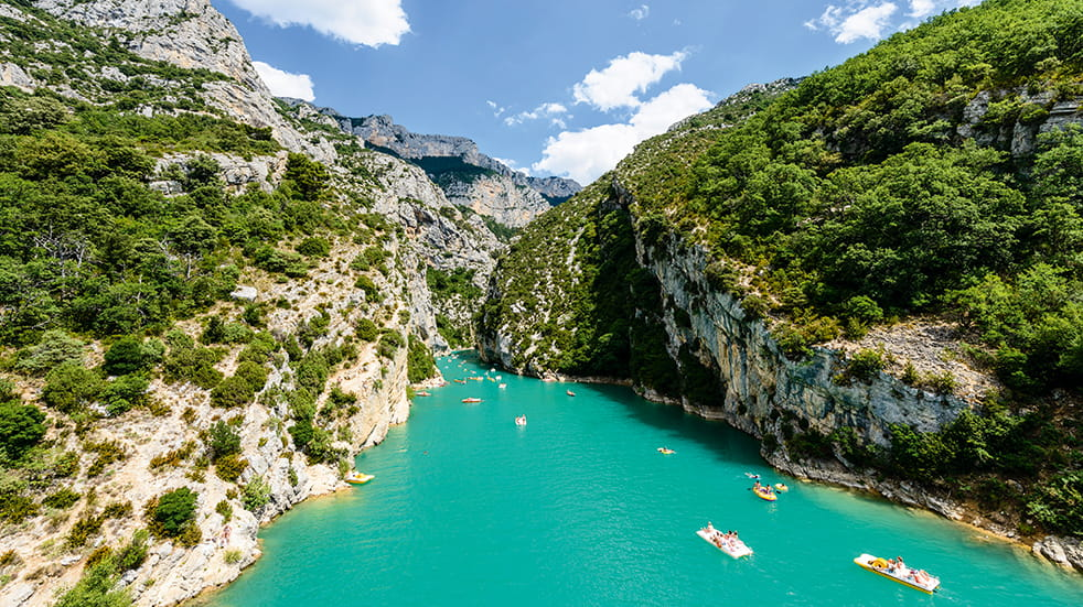 Best drives in France: Route Napoleon the Verdon Gorge