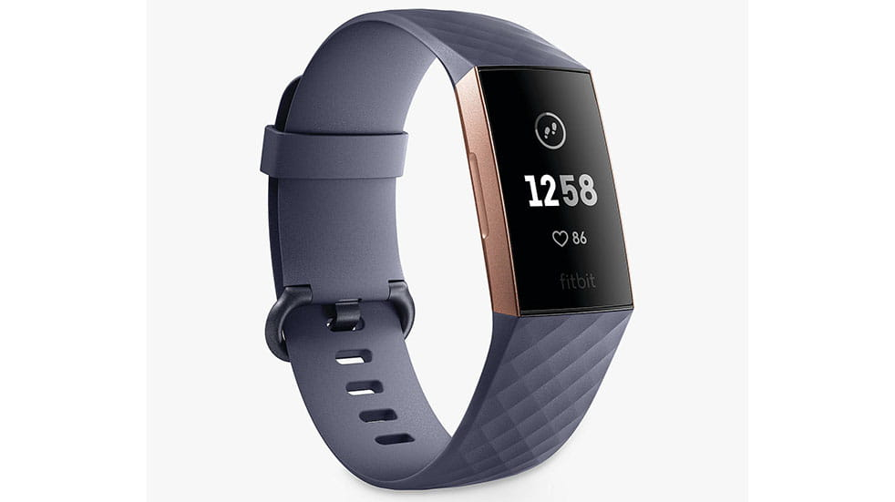 Best fitness trackers - fitbit
