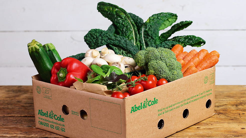 Best food recipe boxes: Abel and Cole