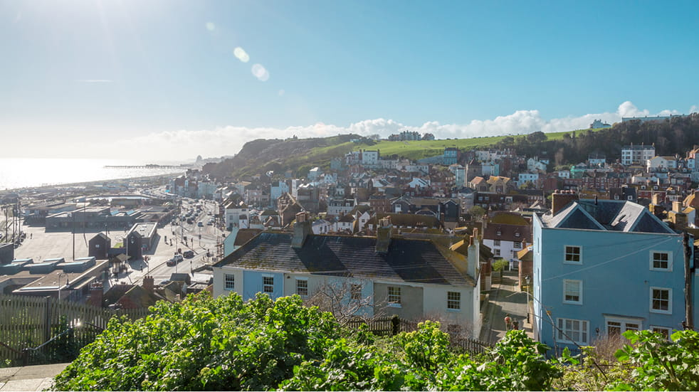 Best free days out in Sussex - Hastings