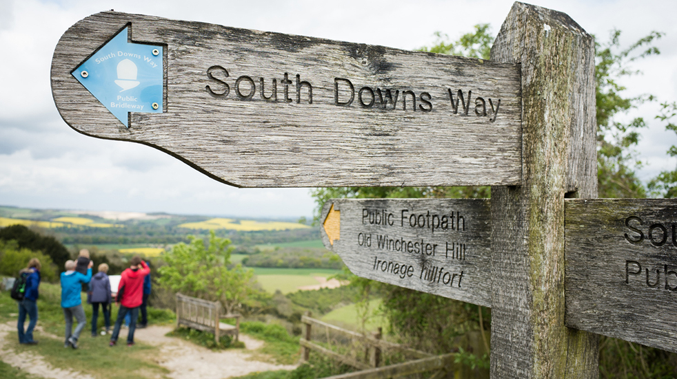 Best free days out in Sussex - South Downs