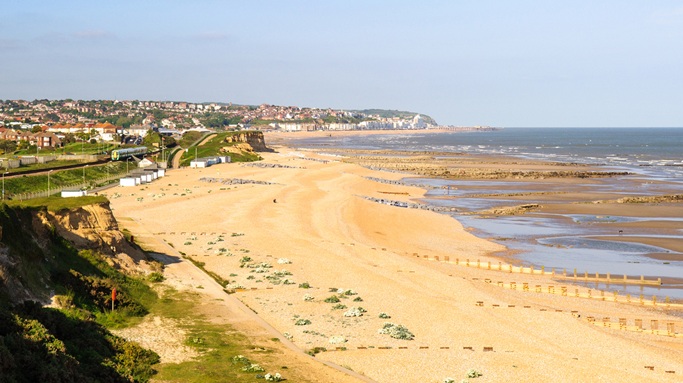 Best free days out in Sussex - St Leonards on Sea