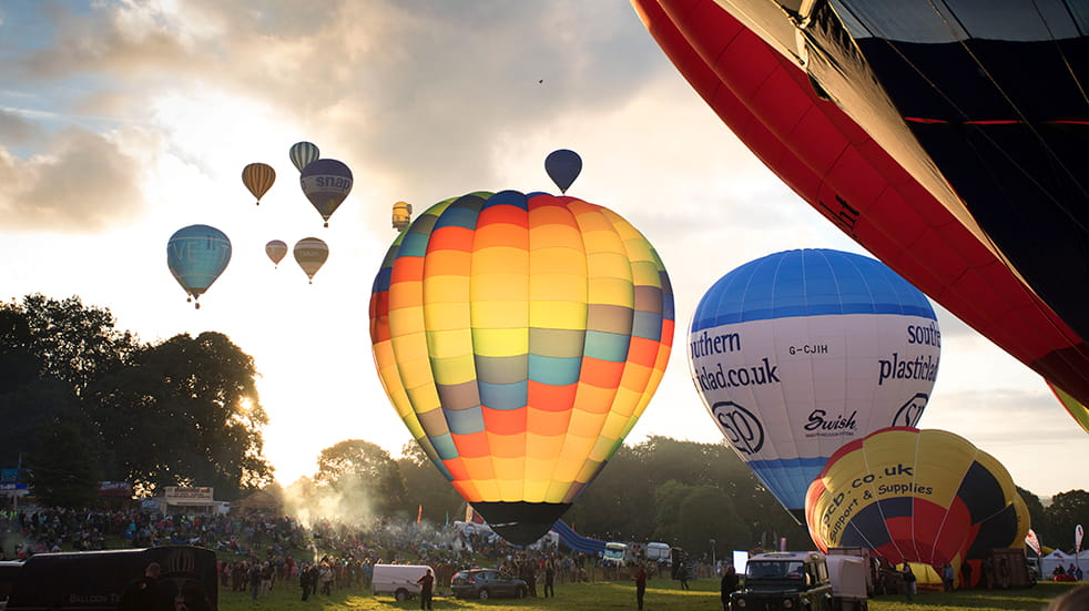 Best free UK summer festivals: Bristol Balloon Fiesta