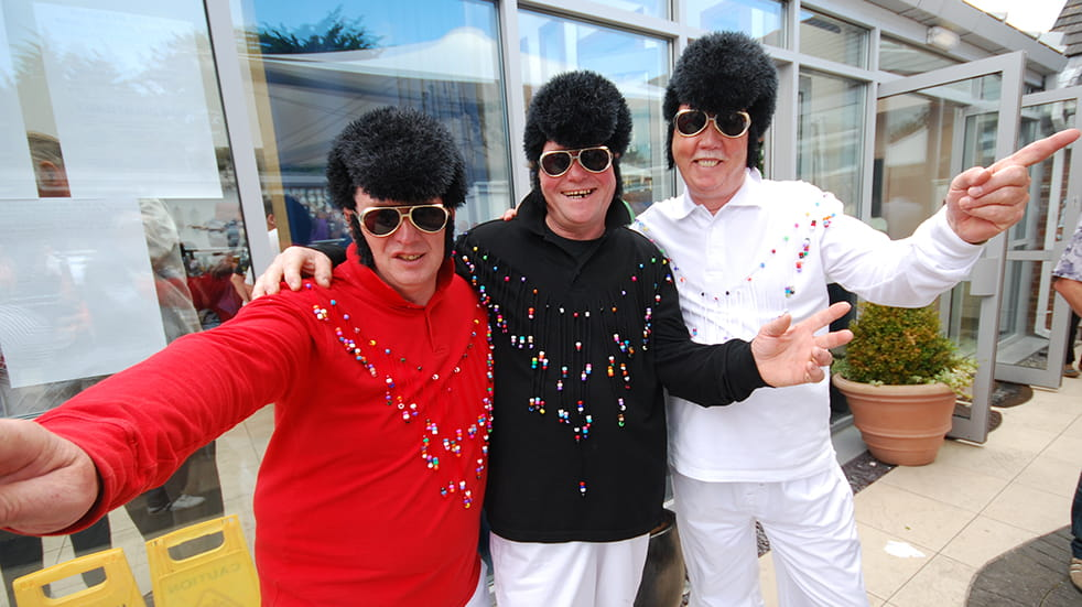 Best free UK summer festivals: Porthcawl Elvis Festival
