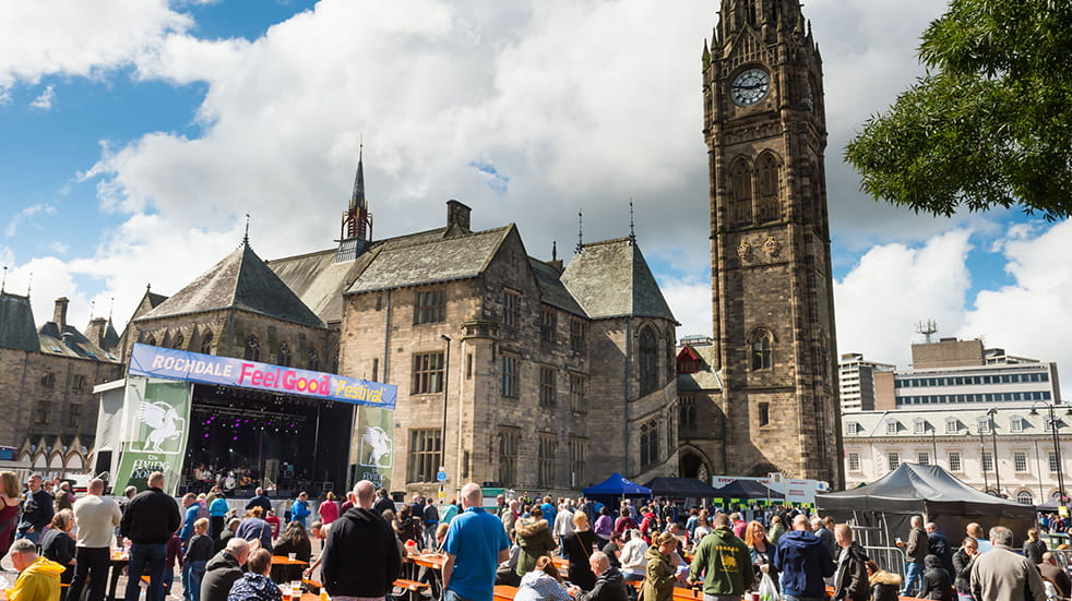 Best free UK summer festivals: Rochdale Feel Good Festival