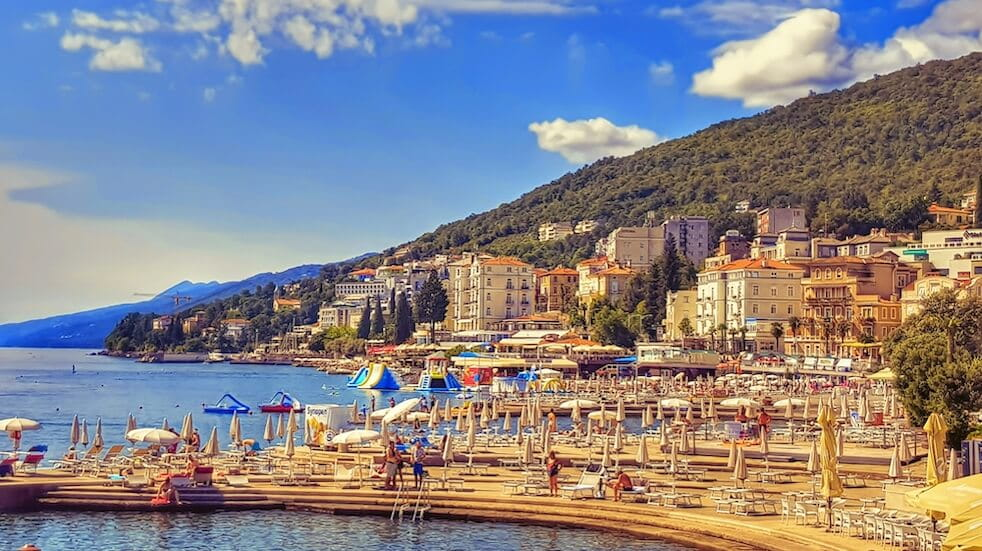The best holiday destinations for 2020: visit lesser-known Rijeka in Croatia