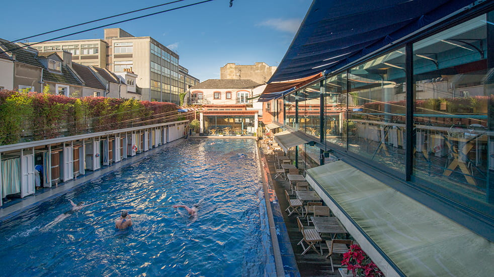Best lidos and outdoor swimming pools: Bristol Lido