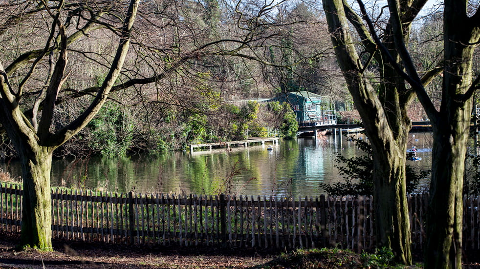 Best lidos and outdoor swimming pools: Hampstead Heath pond