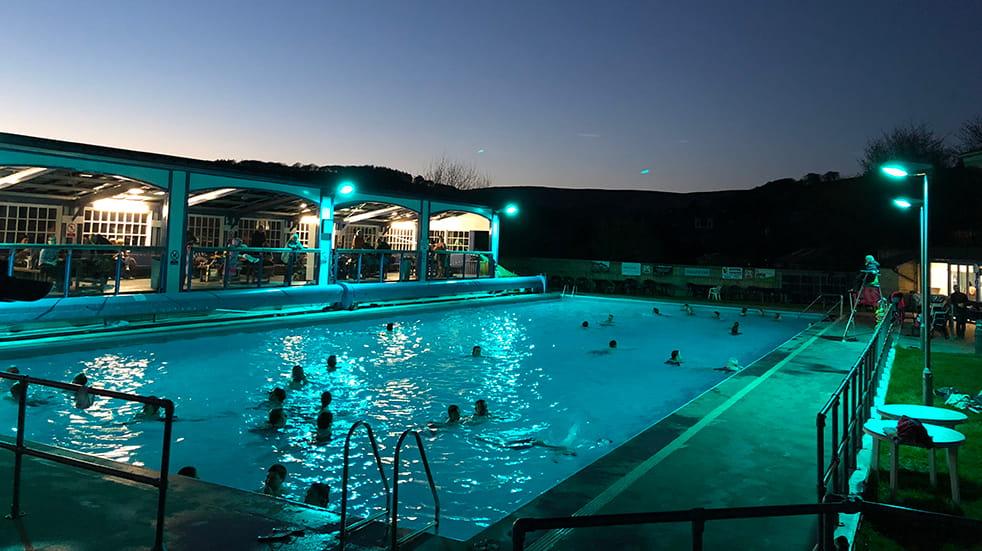 Best lidos and outdoor swimming pools: Hathersage pool