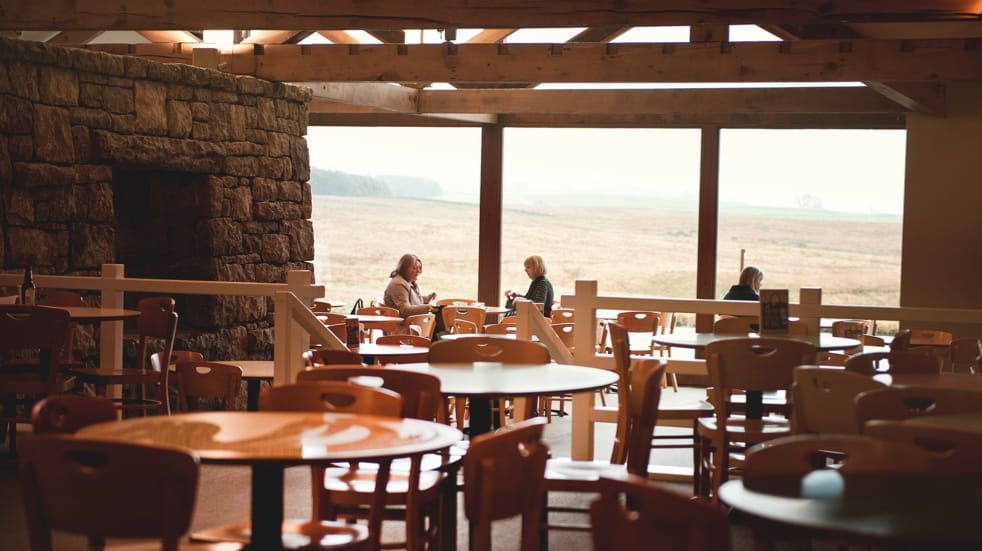 Best motorway services cafe at Tebay south-bound motorway service station