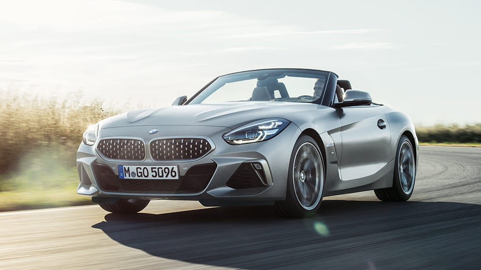 Best new cars for 2019 BMW Z4