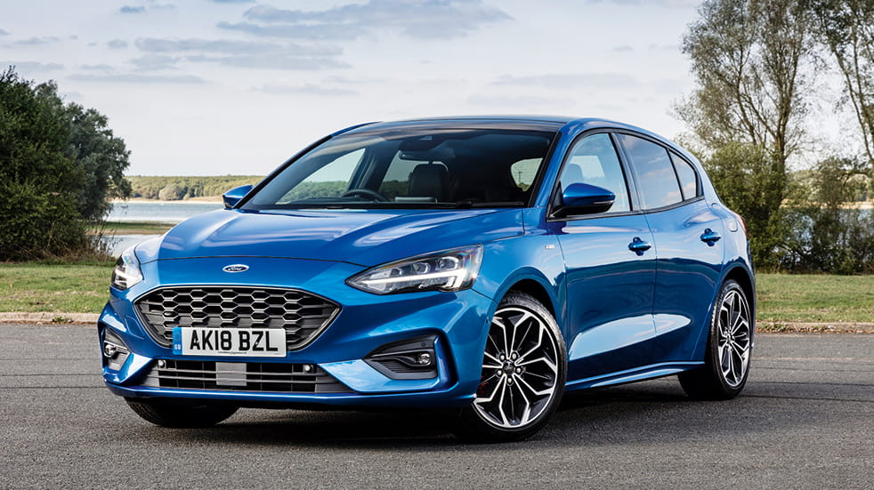 Best new cars for 2019 Ford Focus