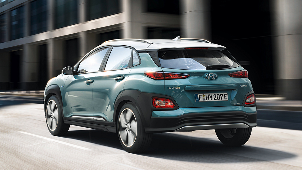 Best new cars for 2019 Hyundai Kona Electric