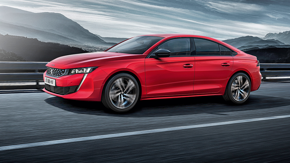 Best new cars for 2019 Peugeot 508