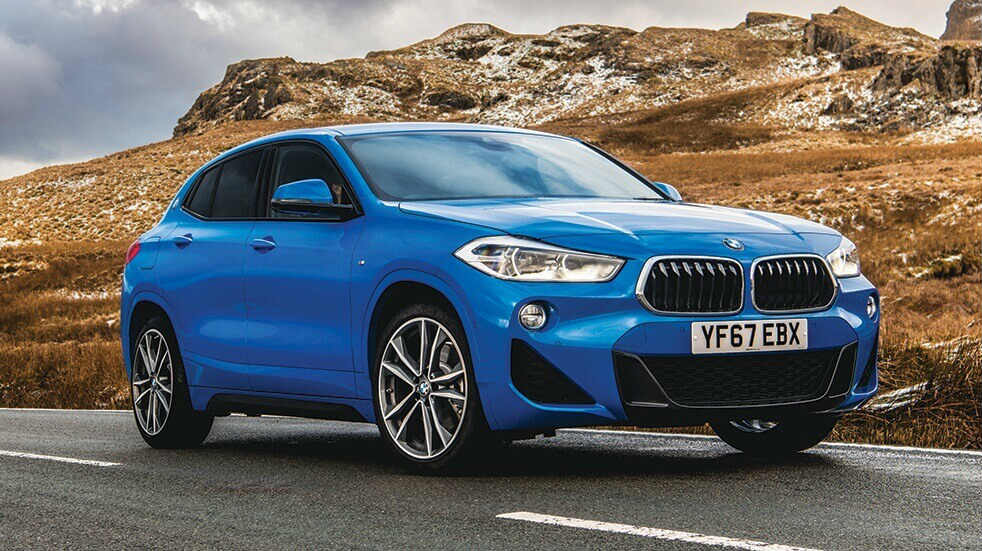 Best new cars autumn 2018: BMW X2