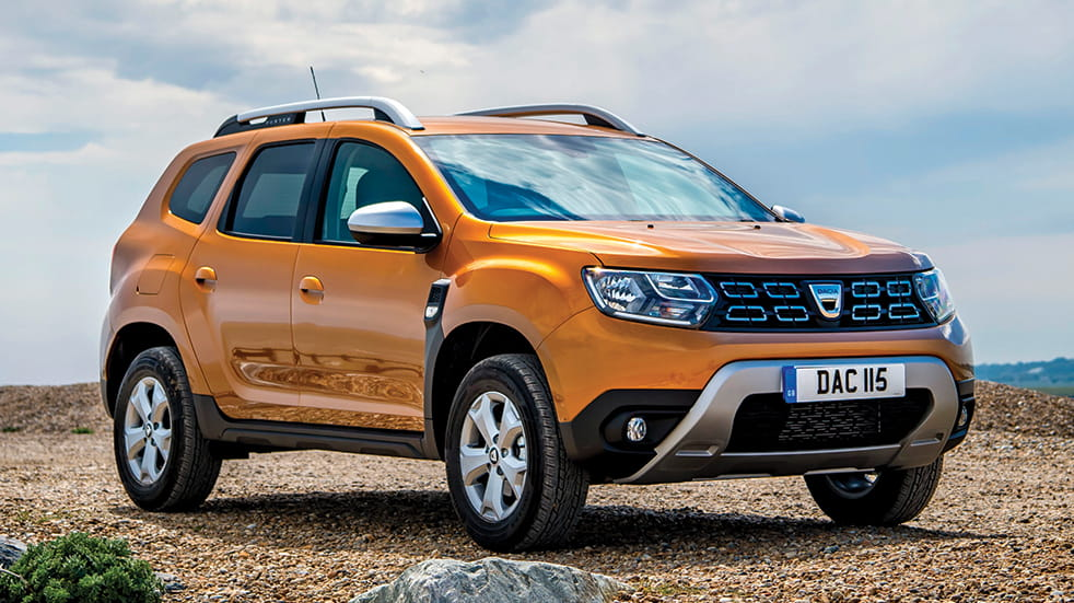 Best new cars autumn 2018: Dacia Duster