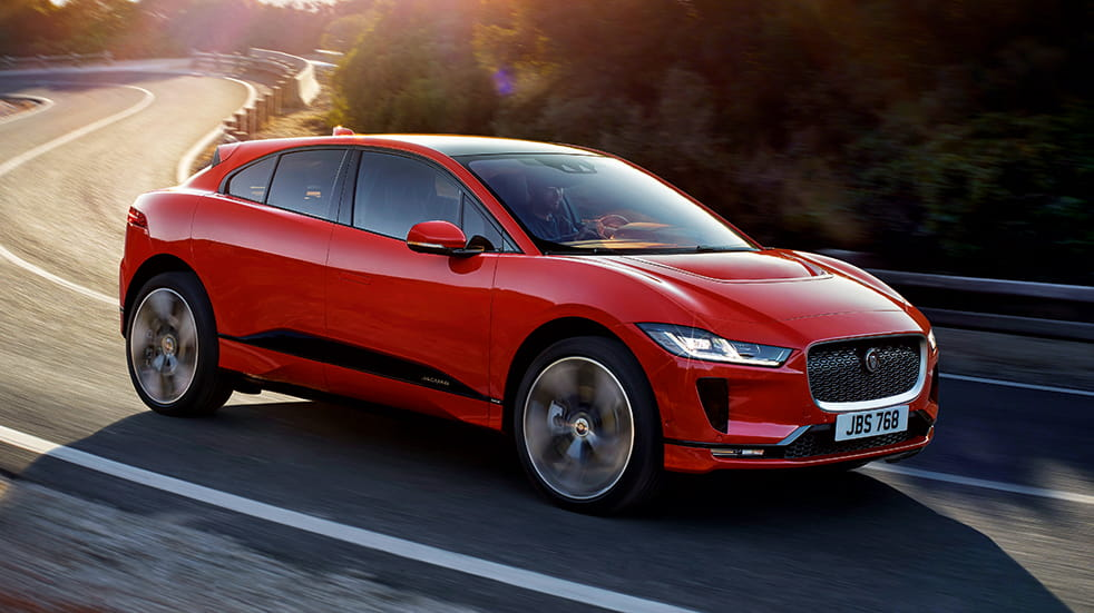 Best new cars autumn 2018: Jaguar I-Pace