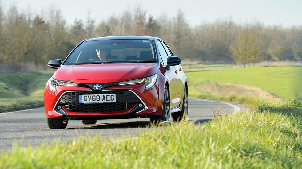 Best new cars reviewed summer 2019: Toyota Corolla hybrid
