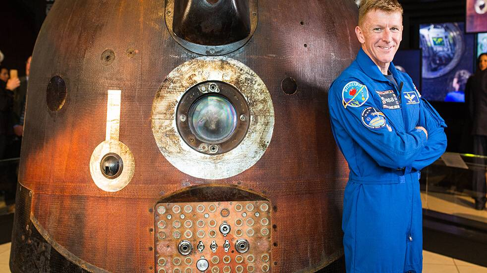 Best UK space days out: Tim Peake Soyuz capsule virtual reality